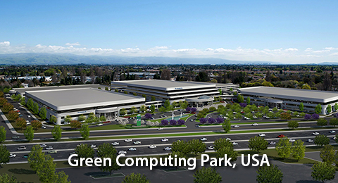 Green Computing Park, USA